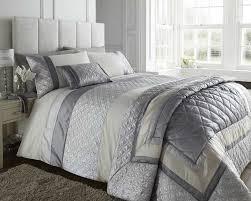 best grey and blue comforter sets