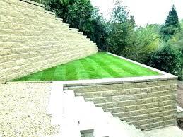 full size of cinder block retaining wall no mortar concrete cost uk construction blocks designs kids