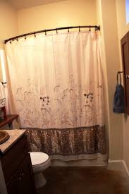 captivating white damask bath and beyond curtains with vanities acrylic toilet double curtain rods rod finials bathroom hardware set interior exciting the