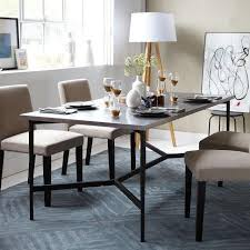 Interesting Ideas Stainless Steel Dining Table Top Stylish And Stainless Steel Top Dining Table