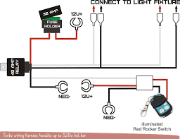 llv wiring diagram for strobes wiring library 1pcs remote wiring harness kit 12v 40 amp relay flash control box strobe 3lead