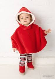 Fleece Poncho Pattern With Hood Gorgeous FleeceLined Hooded Poncho For Toddlers Reality Daydream Ponchos