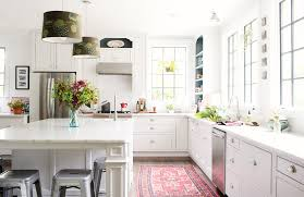 vintage persian kilim and turkish rugs in the kitchen and where to