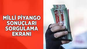 2021 Milli Piyango sorgulama nasıl yapılır? Milli Piyango yılbaşı  biletinize ikramiye isabet edip etmediğini öğrenin - Güncel Haberler  Milliyet