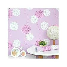 Restu Ibu Wallpaper Sticker Cantik Motif Bunga Dandelion