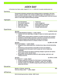 marketing resume examples best marketing resumes template manager gallery of marketing manager resume samples