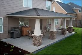 how much to build a patio cover warm does it cost ripping