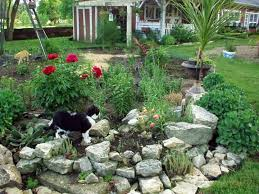 Cool Pictures Of Small Rock Gardens 68 For Your Decoration Ideas With  Pictures Of Small Rock