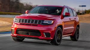 jeep new models 2018. simple new 2018 jeep grand cherokee trackhawk front quarter left photo in jeep new models b
