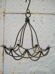 glamorous non electric chandeliers 5 lighting tea light chandelier iron b5d998df1dd958e7 small