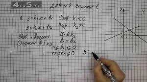 Домашняя контрольная работа № Вариант Задание  Домашняя контрольная работа № 2 Вариант 1 Задание 9