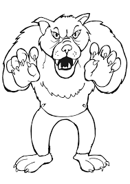 Also try other coloring pages. Big Bad Wolf Coloring Page Free Printable Coloring Pages For Kids