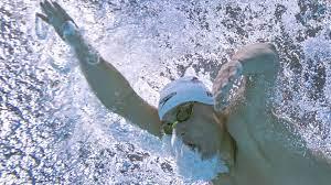 Bobby Finke wins Olympic gold for U.S ...