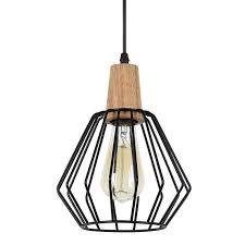 journee lighting. Journee Home \u0027Seraphina\u0027 9 In Bulb Included Hard Wired Iron Wood Pendant Lamp (3 Pendants), Black (Glass) | Bulbs, Lighting And R