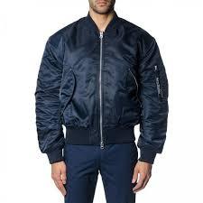 jacket men acne studios blue