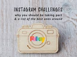 The best Instagram Challenges and why you should be taking part