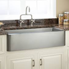 stainless steel farmhouse sink. Simple Sink 33 In Stainless Steel Farmhouse Sink