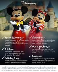 Disneyland® Paris: Ticket + 4* Hotel ab ...
