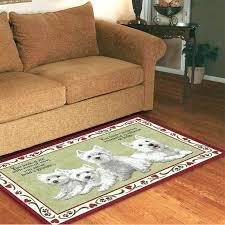 dog area rug chews rugs elittlelittle