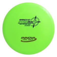 Custom Design Disc Golf Discs Innova Rancho Roc Star 4 4 0 3 Overstable