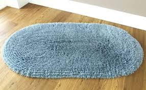 oval bathroom rugs oval bath rugs white rug thick n plush mat by co inside plan oval bathroom rugs