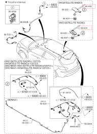 Rear Window Wiring Diagram Mazda 3 2010