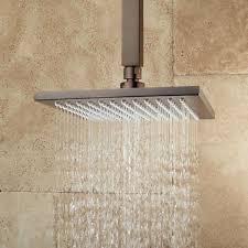 wall mount rain shower head new rain head shower kit unique devereaux ceiling mount shower head