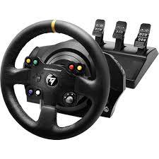 Bugün thrustmaster'ın ferrari'ye özel olarak çalıştığı ferrari racing wheel red legend edition'ı inceleyeceğiz. Thrustmaster B H Photo Video
