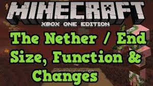 minecraft xbox one map size minecraft xbox one ps4 edition how to view map size tutorial