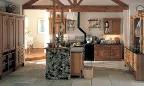 Country Rustic Kitchen Designs Kitchen Second Nature Croft Oak Kitchen Country Kitchen