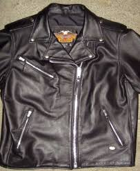 women s harley davidson black leather jacket