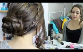 5 Peinados R Pidos Y F Cil De Hacer Youtube
