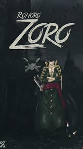 Zoro Wallpapers - Wallpaper Cave