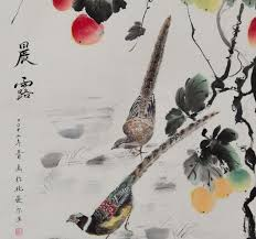 a brush with nature contemporary chinese painting exhibition