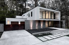 modern architectural interior design. Modern Home Design By Architect For Jeffrey Bruce Baker Modern Architectural Interior #