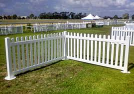 white picket fence. Fully Finished White Picket Fence Round Top A
