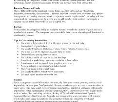 Full Size of Resume:wonderful Ideas Electronic Resume 9 Electronic Resume  Stunning Scannable Resume Wonderful ...