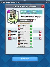 Card Maker For Clash Royale App Price Drops