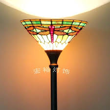 tiffany glass lamp shades glass lamp shades for floor lamps the 2 best shade ideas on