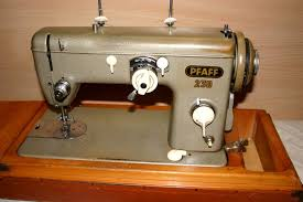 Pfaff 230 Sewing Machine For Sale