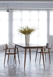 Retro Dining Tables Dining Room Sweet Contemporary Dining Table With Great Black