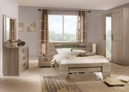 bedroom with mirrored furniture. Master Bedroom Sets Gami Moka Bed By Gautier Are Contemporary With Silvered Glass Mirror Attached To The Wardrobes And Dresser Mirrored Furniture