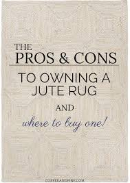 i have a serious love affair with jute and natural rugs we see it all the time on and instagram that these rugs are in and you bet i ll be ing