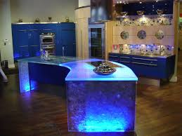 Best Unique Glass Kitchen Counter And Island Tops Images On