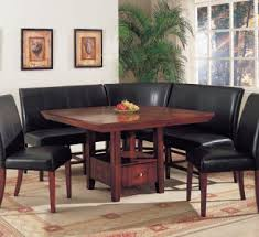 Corner Round Dining Room Tables Dining Table Design Ideas