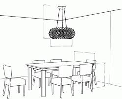 table mesmerizing dining room chandelier height 26 from light fixture pendant best fixtures over l 3cbba43099f84e9d