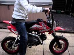 pro x plorer 110cc pitbike sold youtube