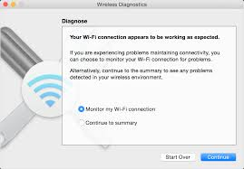 Check For Wi Fi Issues Using Your Mac Apple Support