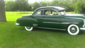 1951 Chevy Sport Coupe--WALKAROUND - YouTube