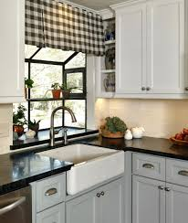 white country cottage kitchen. Before \u0026amp; After: A Cottage / Country Style Kitchen Enjoys Wide Open Space | White